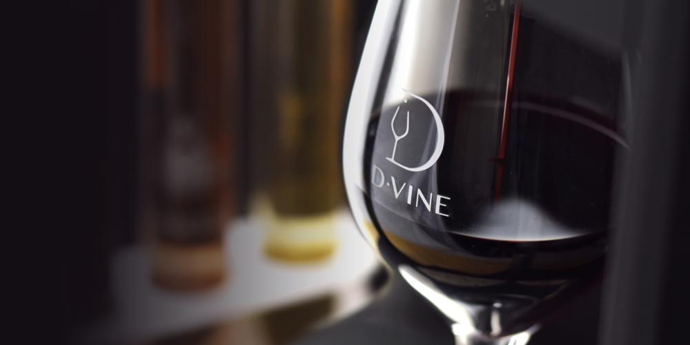 anatomie du verre à vin