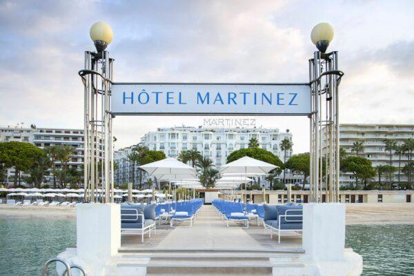 hôtel Martinez D-Vine