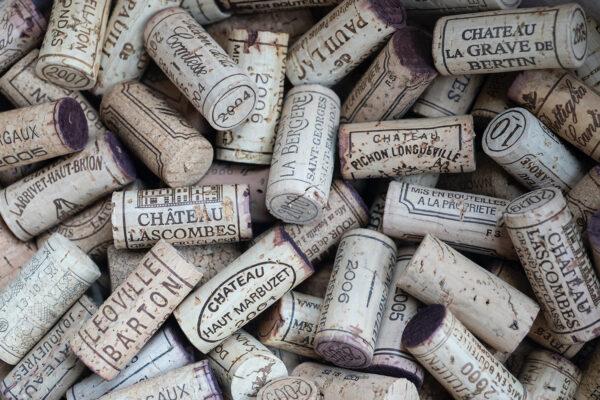 vin bouchonné