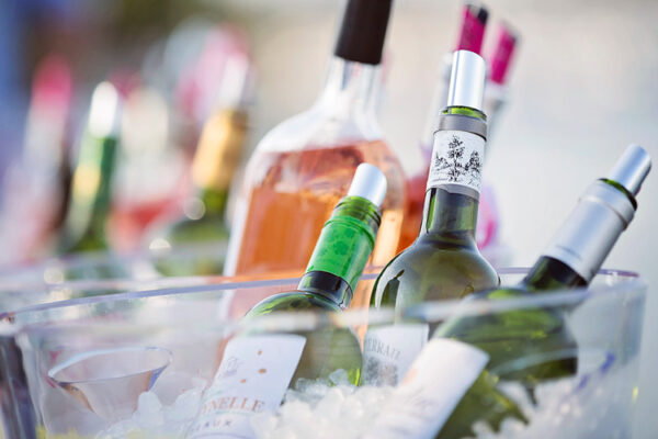 température de service des vins